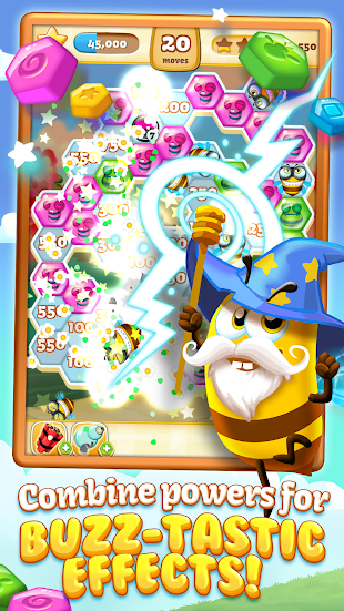 Bee Brilliant Blast- screenshot thumbnail