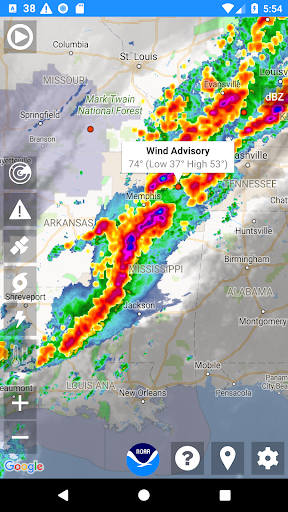 National Weather Service NOW  screenshots 3