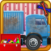 Truck Repair Mechanic Shop