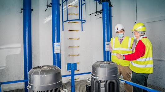 Roquetas quiere que toda su agua potable provenga de la desalación