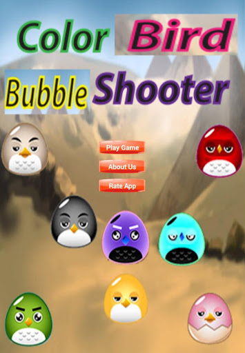 Color Bird Bubble Shooter