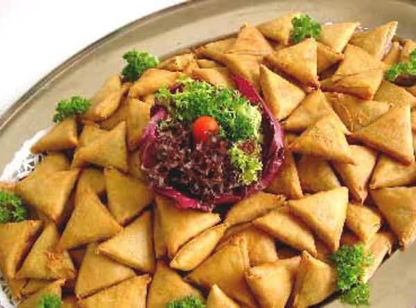 Indian Samosa 's Recipe
