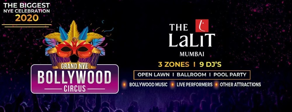 Top Nye 2020 Parties In Mumbai You Can T Skip Out On Magicpin Blog