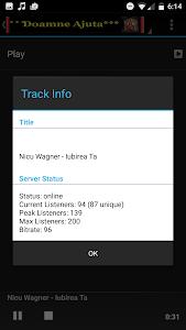 Radio Crestin screenshot 1