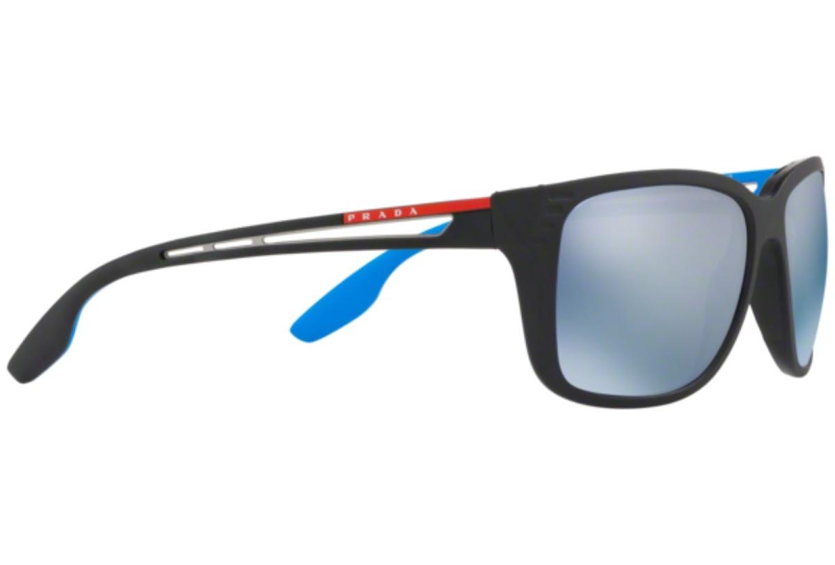 3a7f29364f Polarized Sunglasses Prada Linea Rossa Active PS 03TS C59 1BO2E0