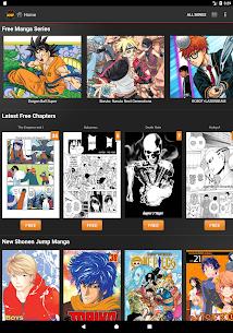 Shonen Jump Manga MOD APK (Premium Account) 5