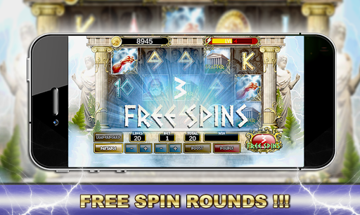 Slot Machine: Zeus apkmr screenshots 3