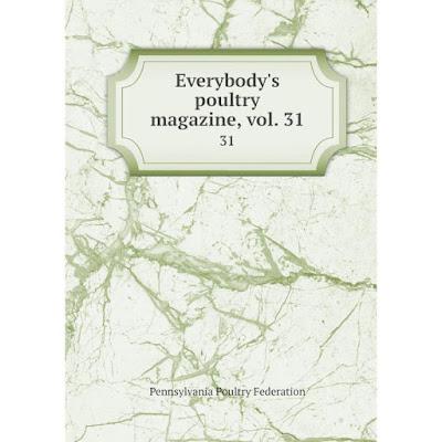 Книга Everybody's poultry magazine, vol. 3131