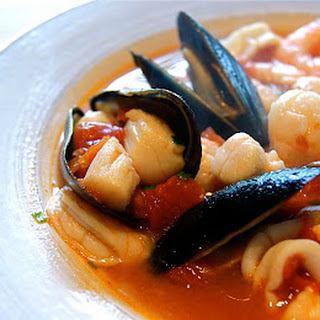 Simple Seafood Stew