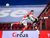 Encore des pépins pour le Sporting de Charleroi