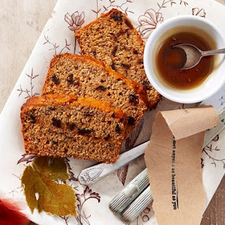 Date, Carrot And Honey Loaf.
