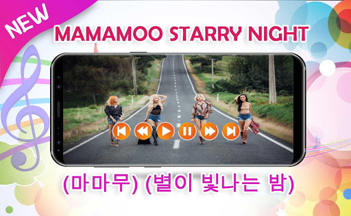 Download MAMAMOO Starry Night Google Play softwares