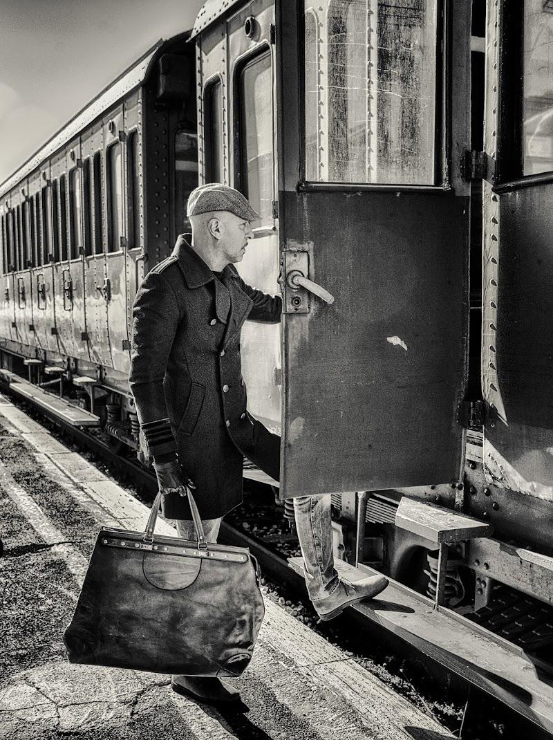 In viaggio in compagnia del passato di Elebrusco