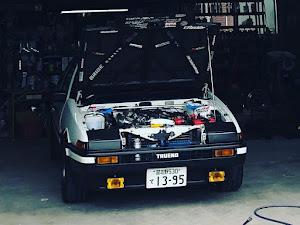 スプリンタートレノ AE86 AE86 GT-APEX 58年式のカスタム事例画像 lemoned_ae86さんの2020年07月16日15:33の投稿