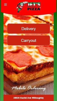 Jet's Pizza - screenshot