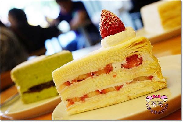 【高雄前鎮】瑪琪朵朵cafe。絲絲入扣終極完美千層蛋糕,直逼紐約LV等級的LadyM千層蛋糕,手沖咖啡TWG茶品抹茶(免費wifi插座|高捷獅甲|三多商圈)