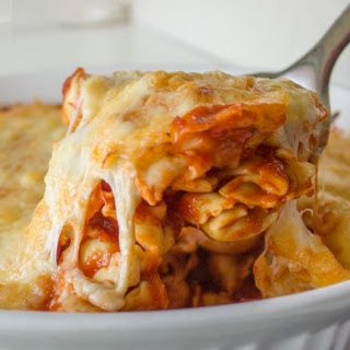 Baked Cheese Tortellini Recipes.