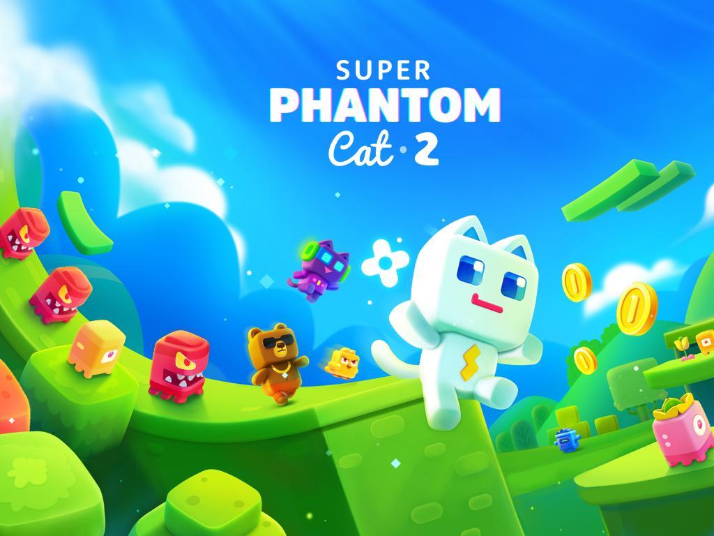 super phantom cat 2 how to get alpha