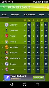 Live Sport Reminder screenshot