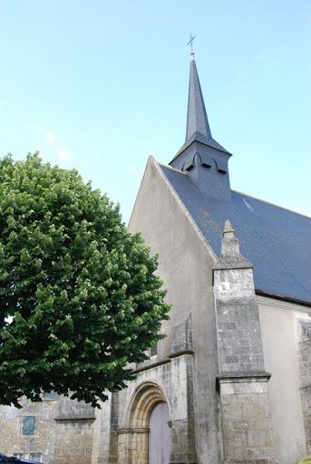 photo de Eglise de LAVAU SUR LOIRE