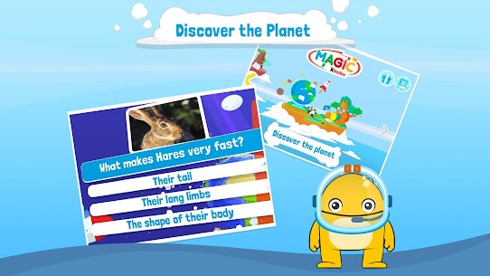Magic Kinder Official App – Free Family Games 9