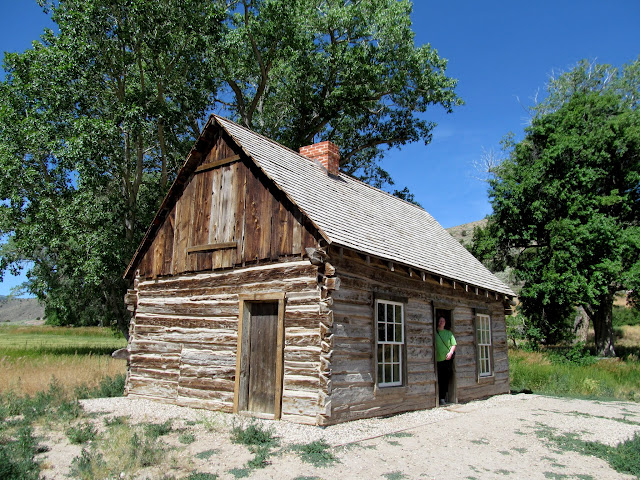 Butch Cassidy's childhood home near Circleville