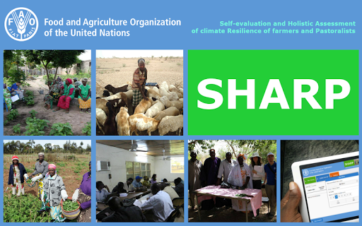 FAO-SHARP screenshot 6