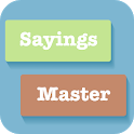Learn English - Sayings Master Pro icon