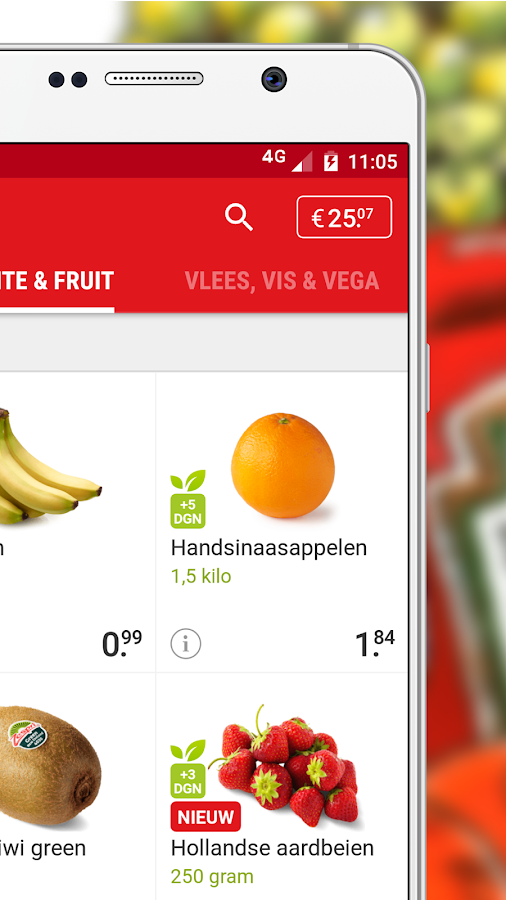 Picnic Online Supermarkt: screenshot