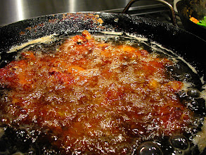 Photo: frying chicken