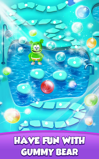 Gummy Bear Bubble Pop - Kids Game apktram screenshots 17