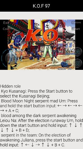 玩街機App|K.O.F 97免費|APP試玩