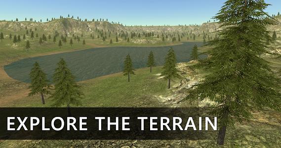 Survival Simulator screenshot