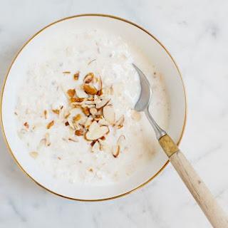 Kefir, Oats, Nuts, and Maple Breakfast Jar