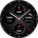 Wear Chronograph Watch Face icon