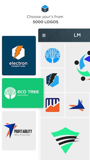 Logo Maker - Free Graphic Design Creator, Designer 130 screenshots 11