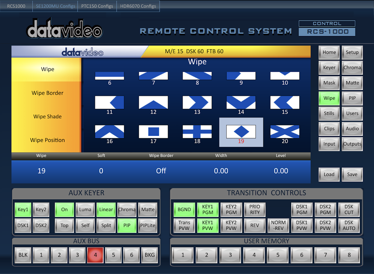 RCS-1000- screenshot