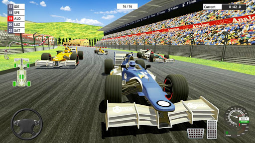 Grand Formula Racing 2019 Car Race & Driving Games  screenshots 13
