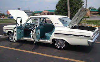 Ford Fairlane 500 Rent Indiana