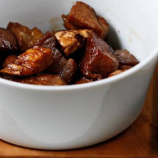 Sweet and Sour Ribs.