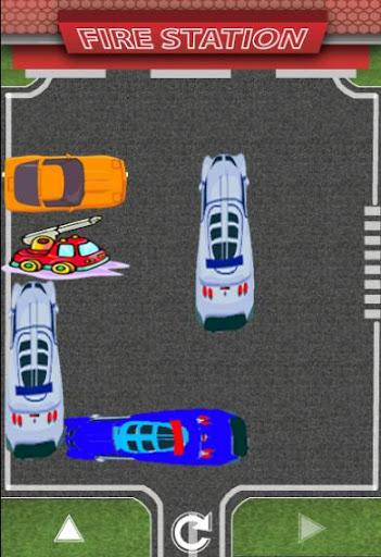 車のゲームのブロックを解除