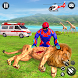 Light Superhero Speed Hero Robot Rescue Mission