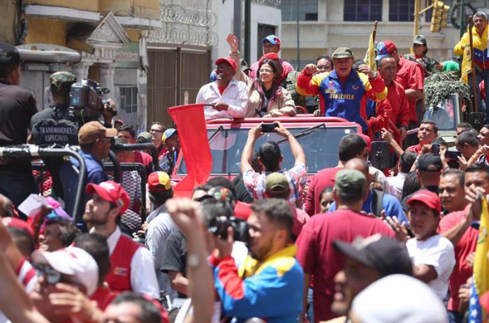 Venezuela recordó al líder bolivariano en el tercer aniversario de su muerte.