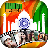 Republic Day Video Maker 2018 - 26 Jan Slideshow