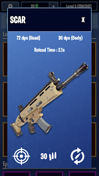 Fortnite Weapons & Pickaxes & Gliders