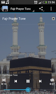 Fajr Azan MP3 Ringtones - náhled