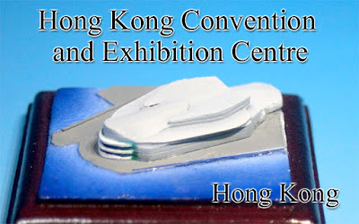 Hong Kong Convention and Exhibition Centre -Hong Kong, China-