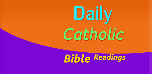 Daily Catholic Bible Readings - Apps on Google Play