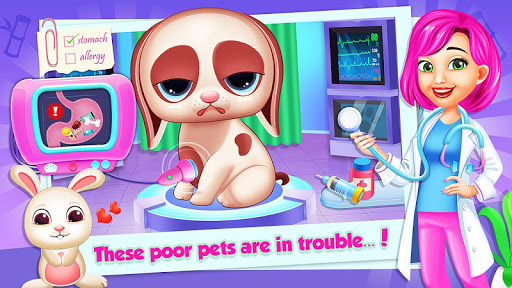 Little Doctor : My Pet Hospital 2019 1.3 Mod screenshots 4