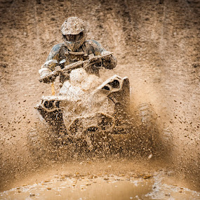 High speed 2 by Joanna Maciszka - Sports & Fitness Motorsports ( water, games, quad, mud, bowling )